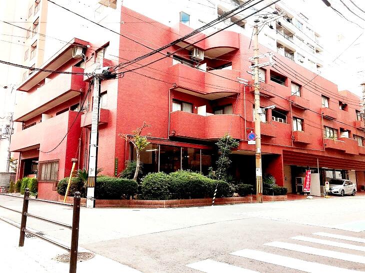 大阪市北区のヴィンテージマンション|中之島ロイヤルハイツ