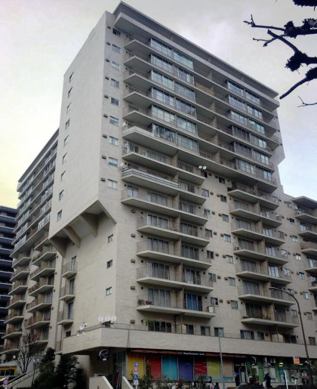 東京都文京区のヴィンテージマンション 本郷ハウス