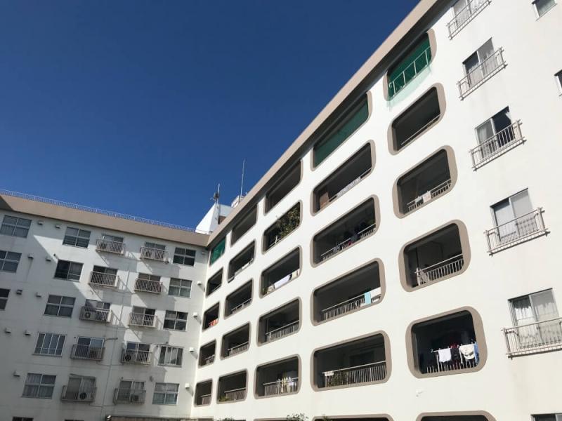 横浜市西区のヴィンテージマンション 第2ニュー野毛山マンション