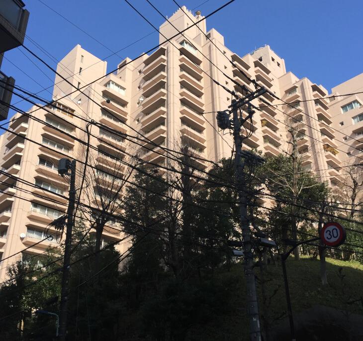 東京都文京区のヴィンテージマンション 音羽ハウス