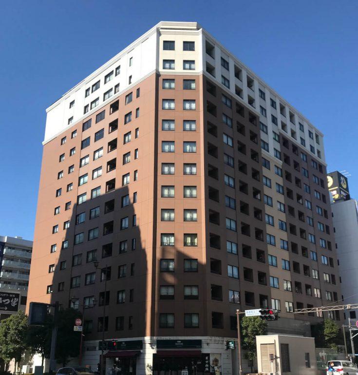 横浜市中区のヴィンテージマンション グラン・アルベーラ横濱・関内
