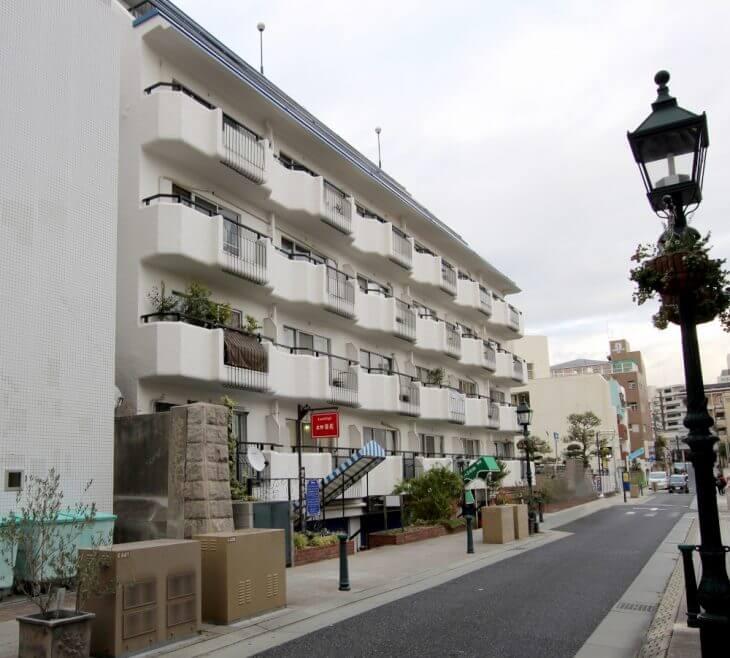 神戸市中央区のヴィンテージマンション 北野町アーバンライフ