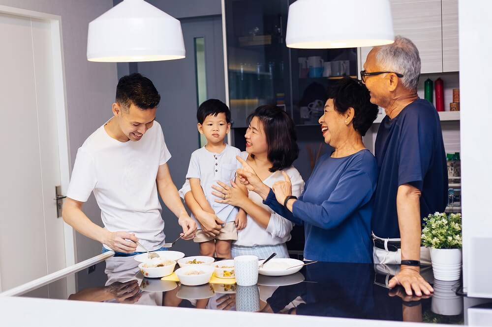 二世帯住宅リフォームの費用、間取り。失敗例、問題点とともに紹介