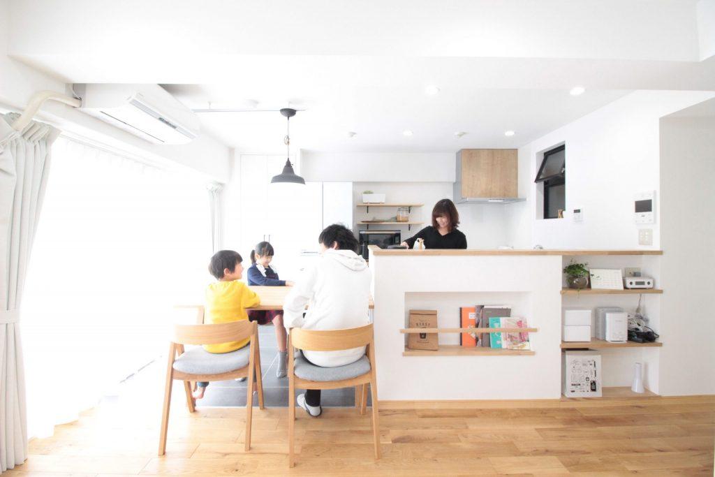 【リノベーション事例Vol.05:T邸】どこにいても気持ちがいい! 家がものすごく好きになった