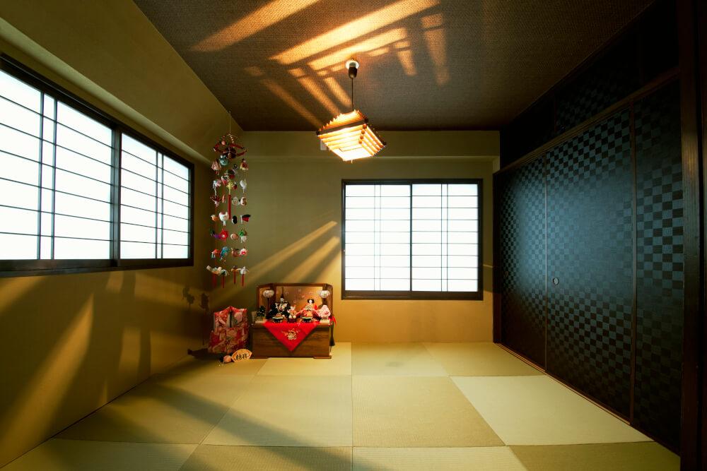 和室リフォームの費用相場は?畳や壁を張り替えて和モダンな空間にリノベーション