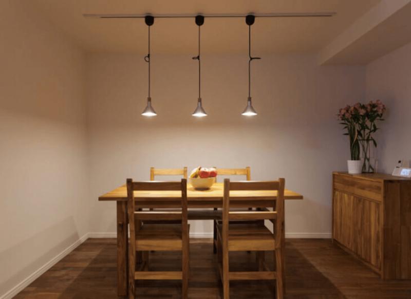 ダクトレール照明をリノベーション。取り付け方法、費用や注意点は?