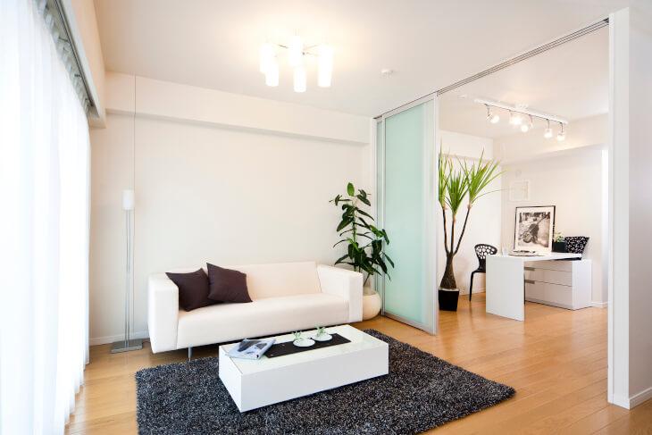 引き戸は扱いやすく、用途に応じて部屋を使い分けたい方にぴったり