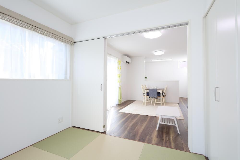 和室から洋室にリフォーム。期間や費用相場を紹介