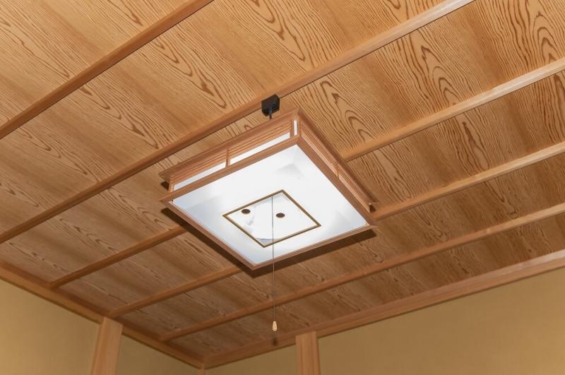 和室天井をリフォーム。種類や張替え費用、DIYの方法をご紹介