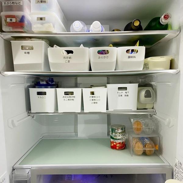 冷蔵庫整理✨ (しばらく続きます^ ^)