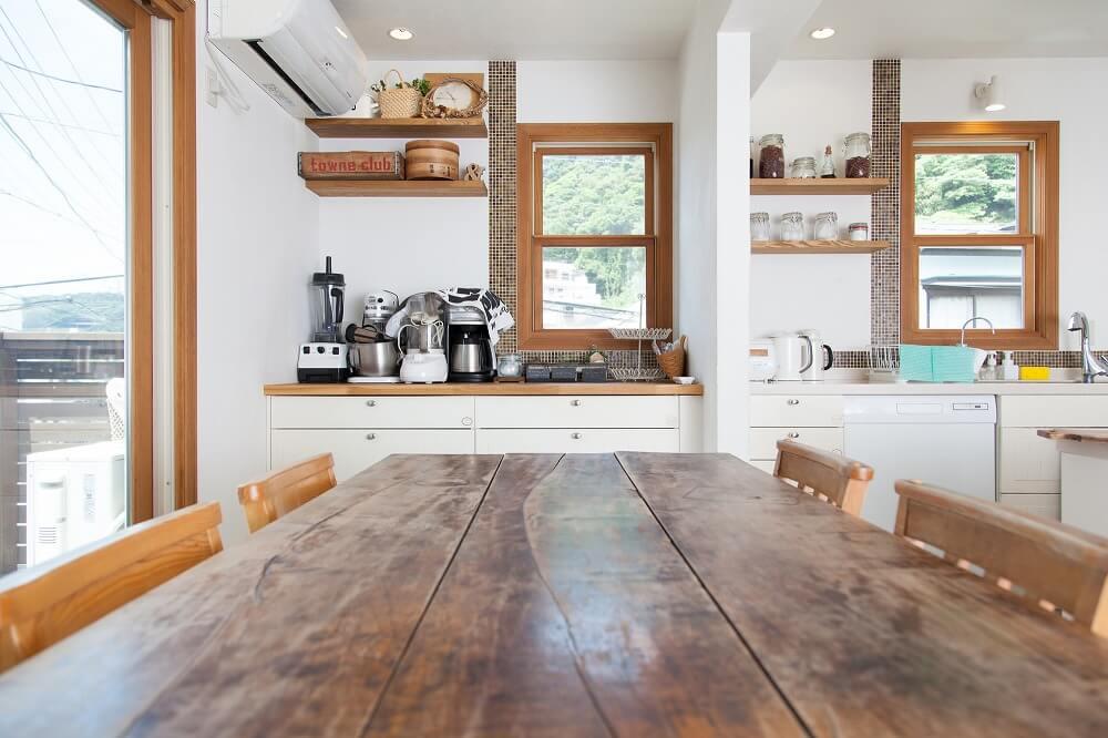 カフェ風リノベーション。自宅のキッチンやリビングをお気に入りカフェの雰囲気に
