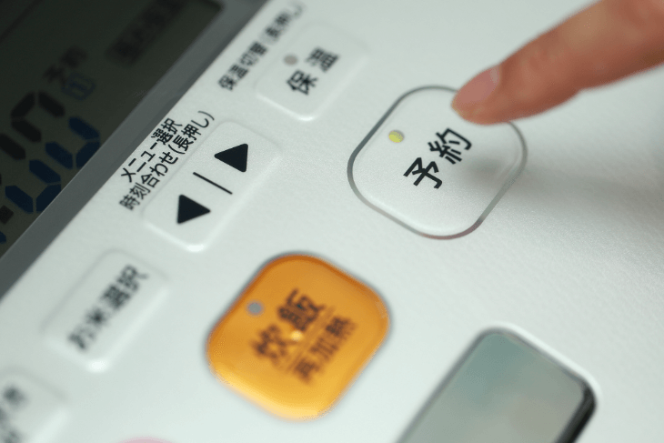 家電製品のタイマー機能や省エネモードを利用して電気代を抑える方法も