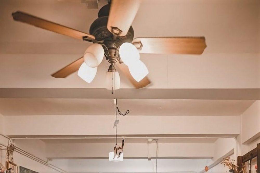 シーリングファンライトで部屋をおしゃれに演出――選び方や設置例を紹介