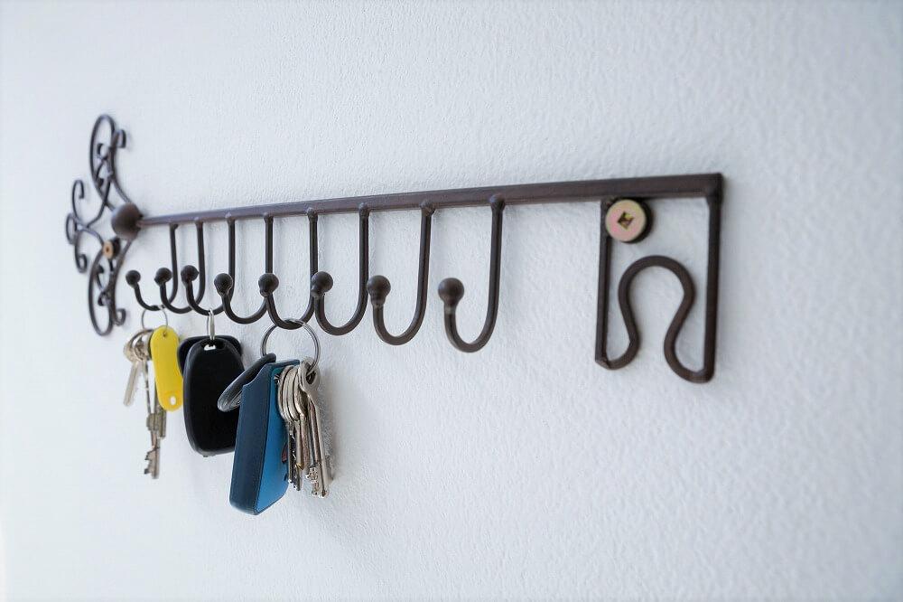 鍵の収納をおしゃれでキレイに。小物やDIYを活用したおすすめアイデア集