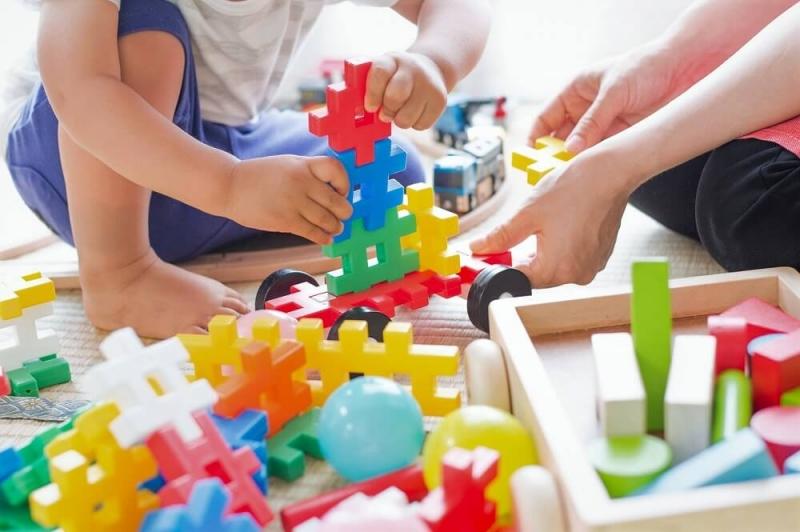 【おもちゃの収納アイデア集】子供の身につく、おしゃれで簡単な片付け方法を紹介