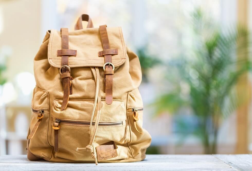 リュック・大きいバッグのおすすめ収納方法。便利アイテムとアイデア実例集