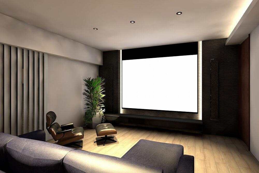 ホームシアターの費用相場はいくら?自宅で映像や音楽を楽しむための準備や注意点を解説