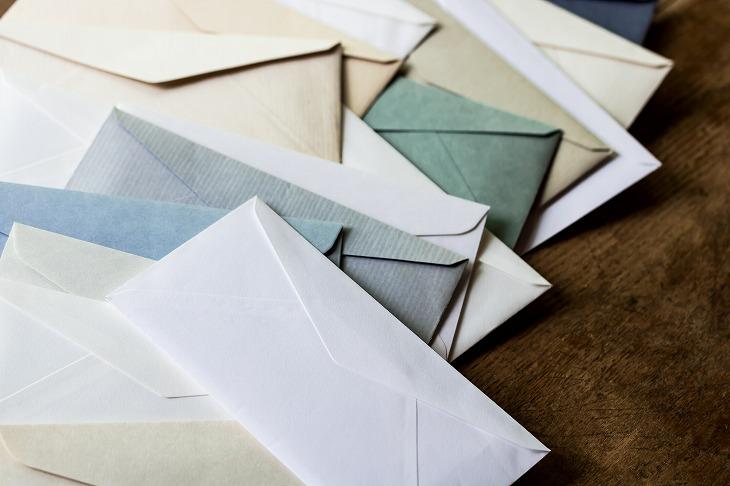 手紙・ハガキの収納方法 大切な手紙をおしゃれに保管するには