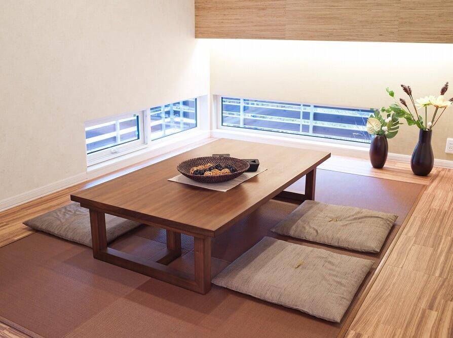 和室をおしゃれにアレンジ|照明や壁紙からインテリアまで。賃貸マンションでもできる実例も紹介