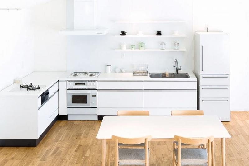L型キッチンとは?特徴やメリット・デメリット、リフォーム費用を紹介