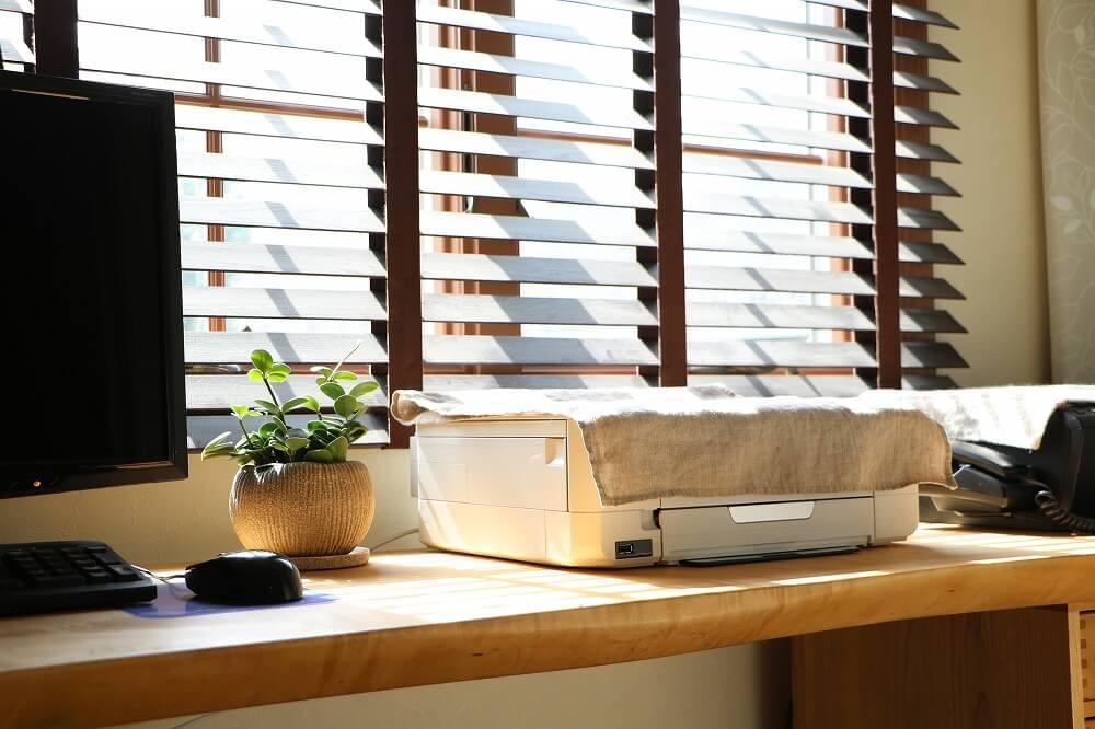 プリンターの収納方法|便利な収納場所や簡単DIYでおしゃれに収納する方法を紹介