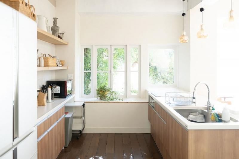 理想叶える造作キッチン。オーダーメイドキッチンとの違いも解説