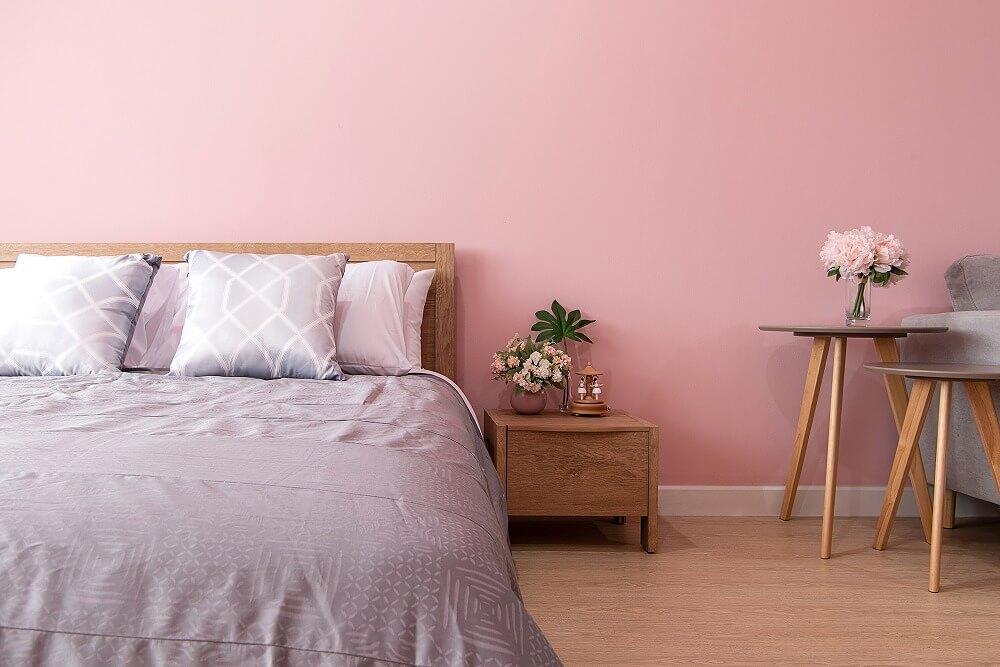 """ピンクインテリアを取り入れて""""大人かわいい""""部屋を作ろう"""