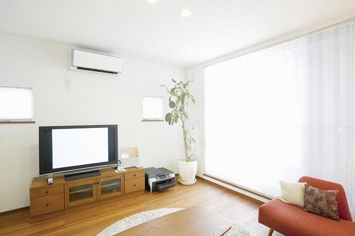 各部屋に十分な日当たりが確保されているか