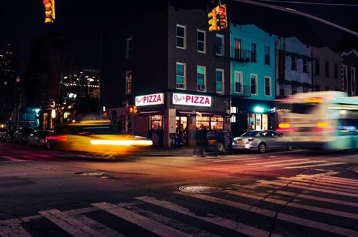 レトロよりの「ブルックリンスタイル」