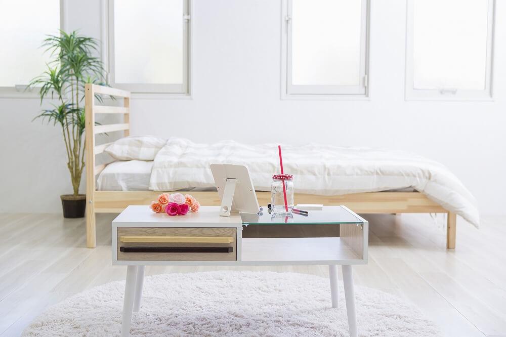 ひとり暮らしの女子部屋をおしゃれに。部屋作りのポイントとインテリア実例