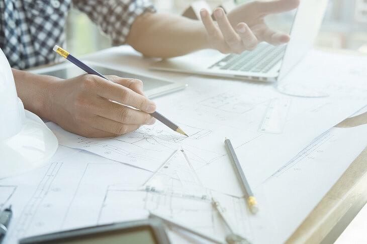 現状の課題が何なのか、どんなオフィスをイメージしているのか、コンセプトや問題点を明確に