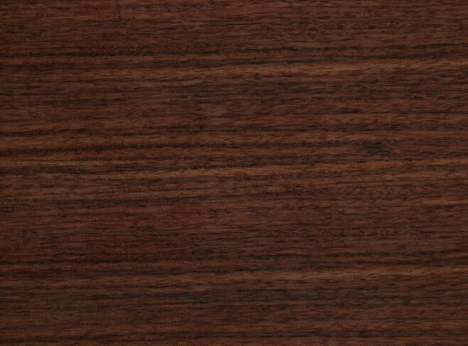 ダークブラウンで落ち着いた色合いのウォルナット。堅さと耐久性に優れている