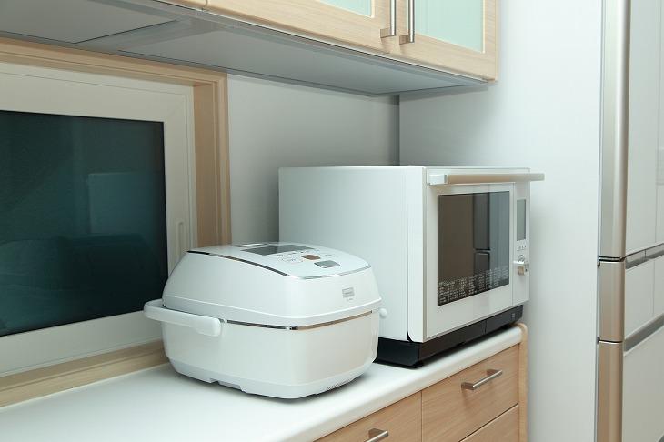 キッチン家電の収納のコツとは?アイデア事例を交えて紹介
