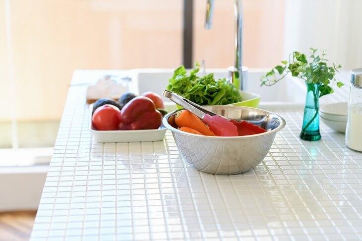 経年劣化によりキッチンの性能や耐性が低くなったと感じたときには天板(ワークトップ)のみの交換も可能