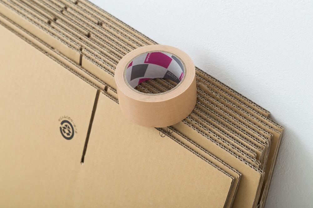 段ボール収納の作り方は? メリット・デメリットと素材を活かした収納アイデアを紹介
