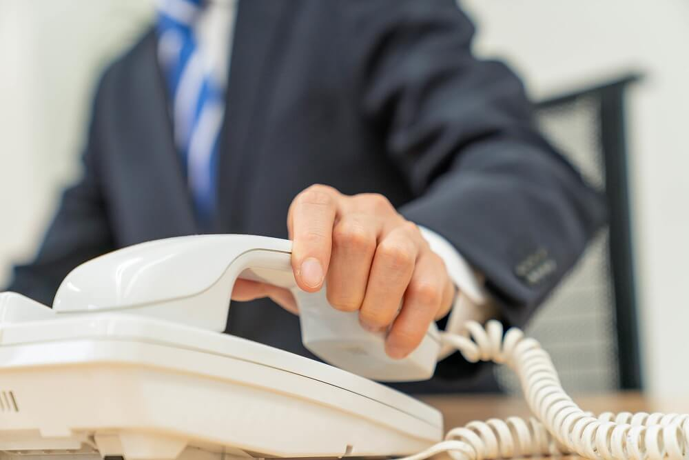 マンション経営の悪質な勧誘に注意。しつこい勧誘電話をシャットダウンする方法
