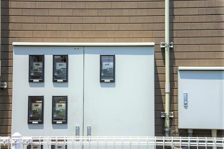 MBは屋外や玄関横に設置されている場合が多い