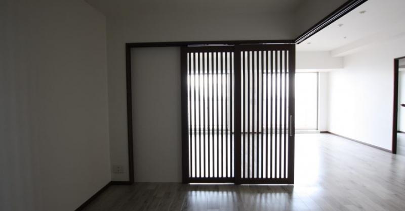 施工事例②キッチン横の和室をフローリング貼りの洋室に