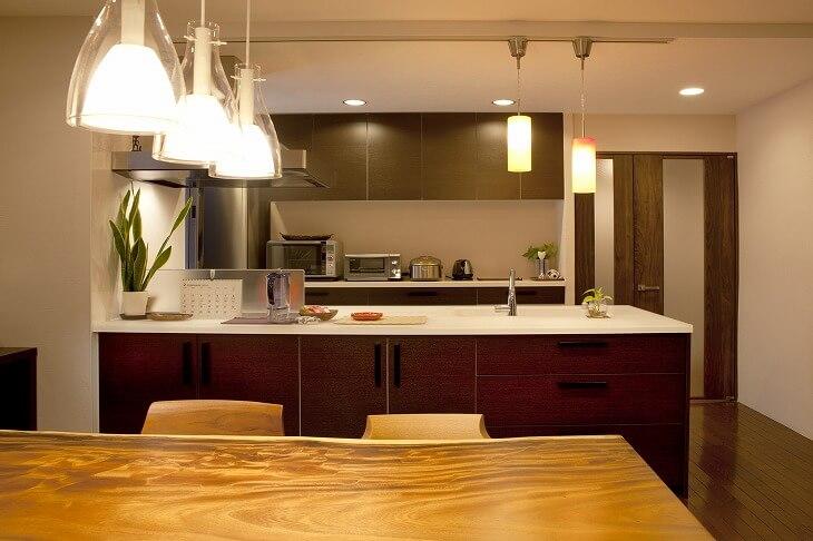 システムキッチンのスタイル変更:50万~150万円目安