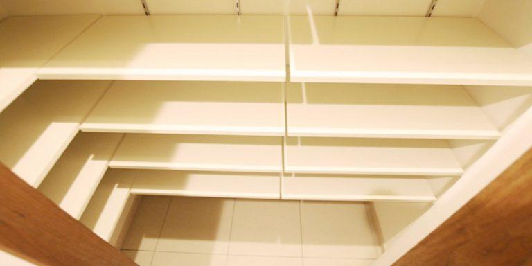 施工事例②大きなシューズボックスで玄関をすっきり