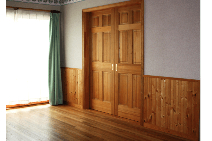 古くから人気の木材であり価格が高騰している