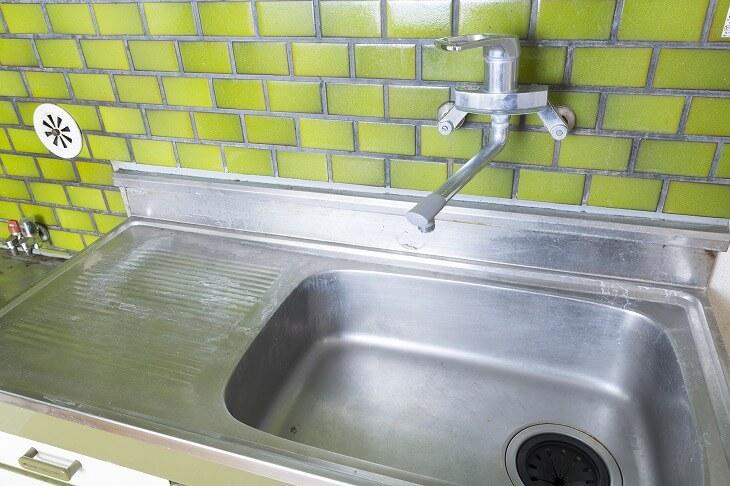 くもりや水垢の掃除