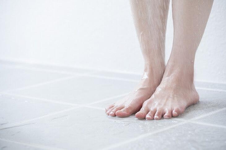 浴室の床リフォームで床材を選ぶ際のポイント