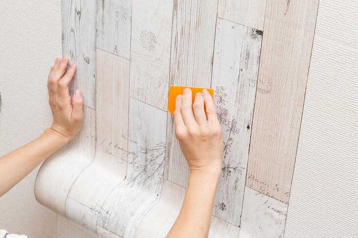 DIYで内装のアレンジがしやすい