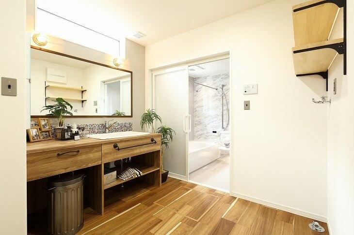 浴室と洗面所を同時にリフォームする場合