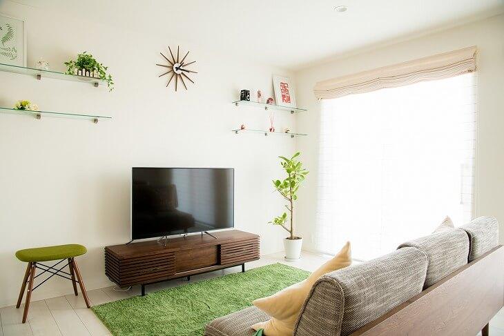 家具家電のブランドや素材・カラーを統一する
