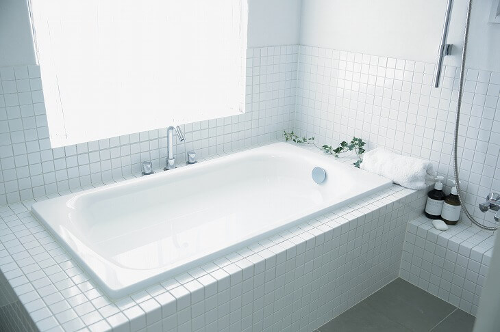エプロンが外れない浴槽の特徴