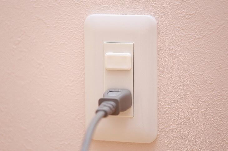 電源が必要