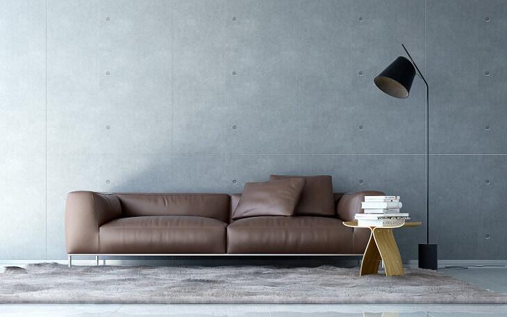 大きなソファ