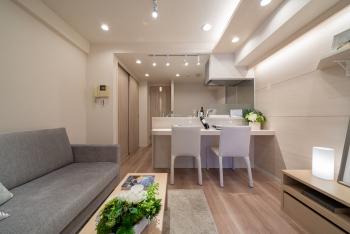 【ルモンド南麻布 505号室】都内有数の高級住宅街に住まう贅沢